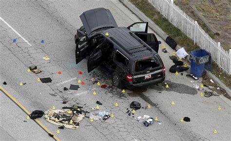 San Bernardino Search Report San Bernardino Shooter Made Social Media Contact With Extremists