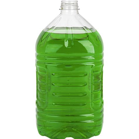 Porta Drink Jar 8 Ltr Termos 3 liter clear pet pinch grip juice bottle 38mm 358dbj