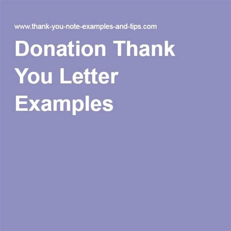 Thank You Letter For Donation Made 25 Best Ideas About Thank You Letter On Thank You Cards Thank You Card Template