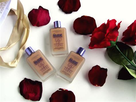 L Oreal New Magique Foundation Original Biege Ic l oreal magique eau de teint foundation review makeupholic world