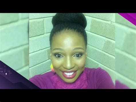 phindile from mvhangos pictures news muvhango gives phindile gwala a warning for