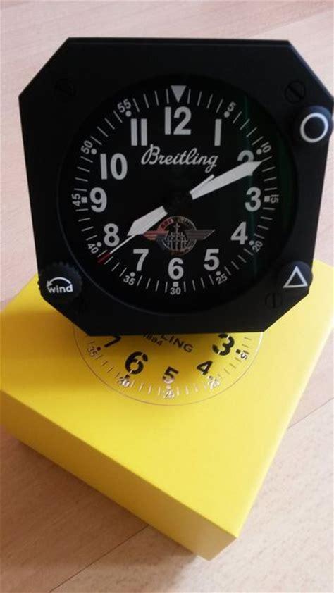 t駘馗harger horloge de bureau horloge de bureau breitling catawiki