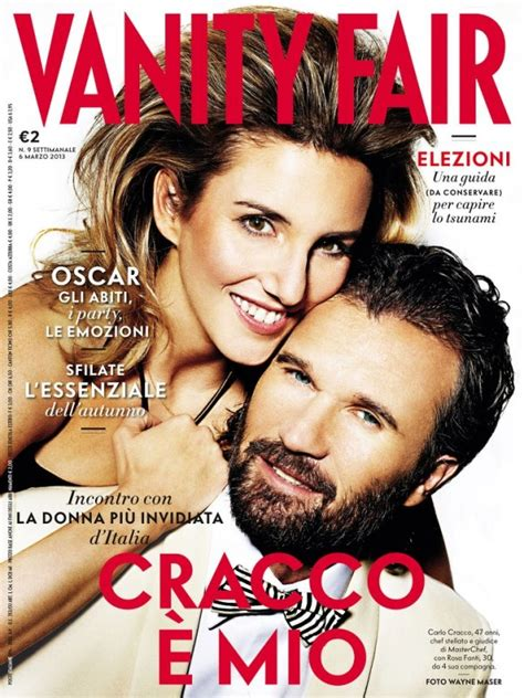 sulla vanit carlo cracco sulla cover di vanity fair febbraio 2013