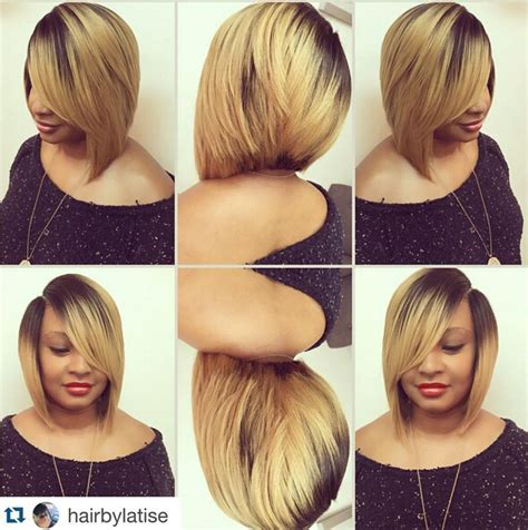 Black Hairstyles 2016 Bobs With Bangs by 22 Bright Bob Hairstyles With Bangs Style Texture