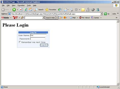 Login.asp Login Asp