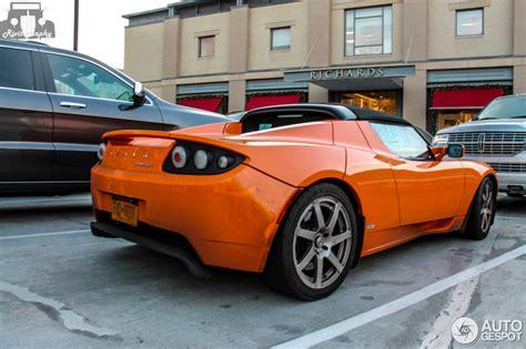 Tesla Motors 2015 Tesla Motors Roadster Sport 2 February 2015 Autogespot