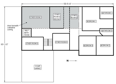 Slab Floor Plans by Slab On Grade House Plans Foundation Plan Home Designs