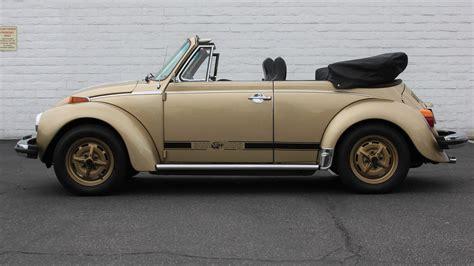 volkswagen convertible bug 1974 volkswagen beetle sun bug convertible f70 1