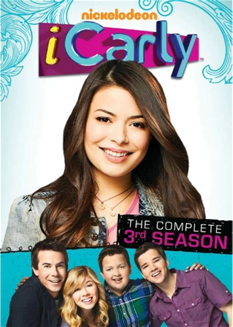 I Win Sweepstakes Icarly - review icarly the complete 3rd season dvd contest corner the best giveaways on