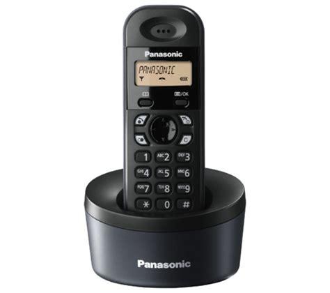 Panasonic Kx Tg1311 Berkualitas Panasonic Kx Tg1311 Gigarange Dect Wireless Cordless Phone