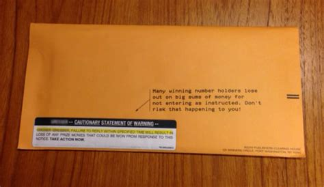 Pch Confirmation Number - did you receive a pch cash prize notice in the mail pch blog