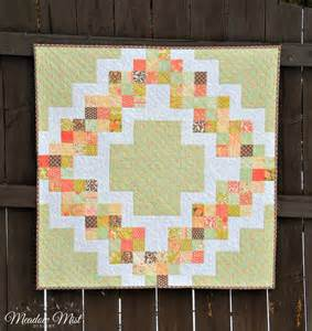 Free Quilt Patterns Moda by Quilt Inspiration Free Pattern Day Baby Quilts Part 1