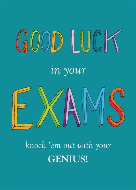Best 25+ Good luck quotes ideas on Pinterest | Good luck ... Final Exam Wishes