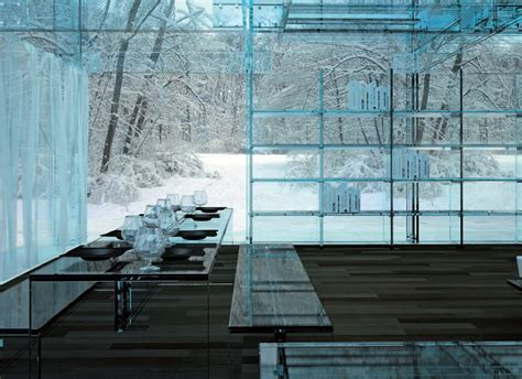 modern architecture house   glass interiorholiccom
