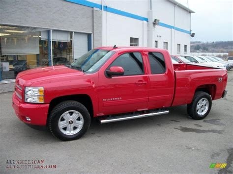 all car manuals free 2011 chevrolet silverado electronic valve timing 2011 chevrolet silverado 1500 lt extended cab 4x4 in victory red 272661 all american