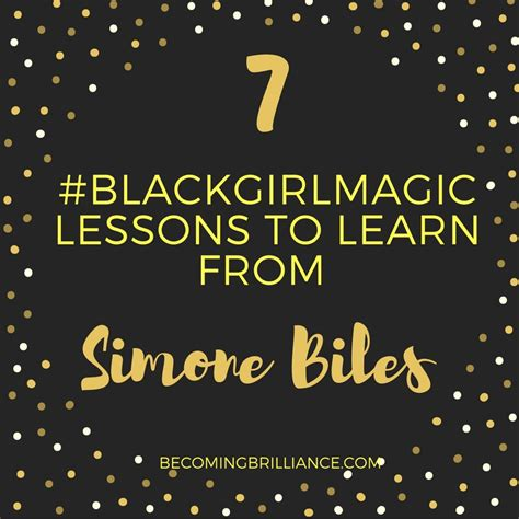 7 Lessons To Learn From Losing Your by 7 Blackgirlmagic Lessons To Learn From Biles