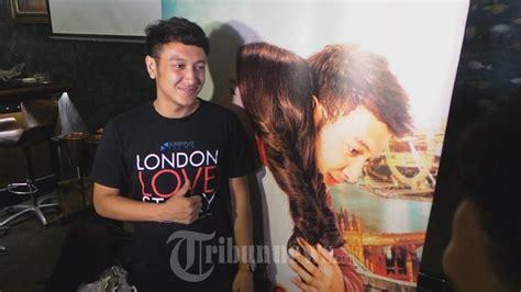 film dimas anggara luntang lantung dimas anggara main film london love story foto 1 1633410