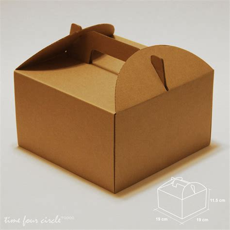 How To Make A Cake Box Out Of Paper - cakes boxes pack clear top cake box set ultra