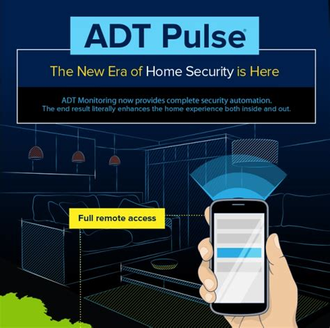 adt pulse the new era of home security is here