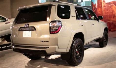 Car Pros Toyota 2017 Toyota 4runner Trd Pro Release Date Uk Toyota Cars