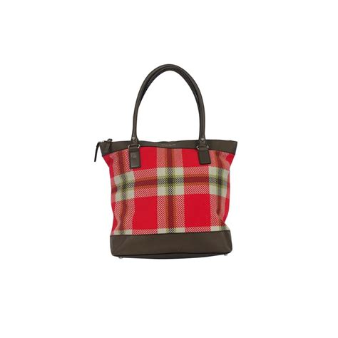 kate spade l home goods kate spade plaid leather tote bag totes on sale