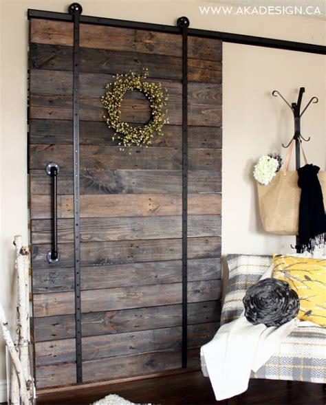 sliding barn door ideas sawdust girl