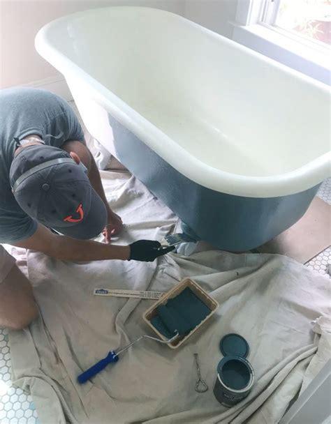 how to refinish an old bathtub delighted how to refinish clawfoot tub gallery bathtub for bathroom ideas lulacon com