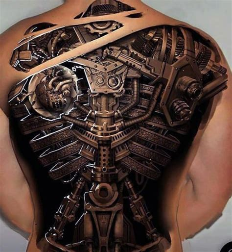 tattoo biomechanical wzory incredible biomechanical tattoo na tatuaże zszywka pl