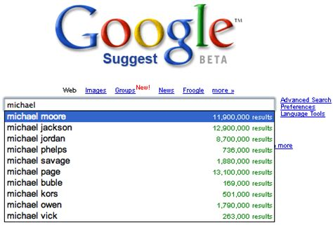 google images numbers michael tsai blog google suggest number