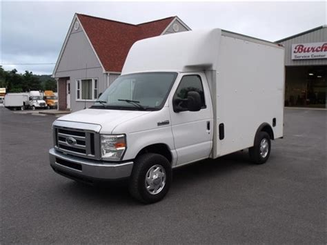 10 Foot Box Truck For Sale by Ford E350 Sd Med Heavy Trucks For Sale