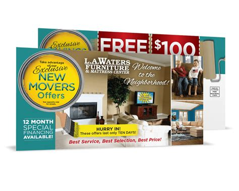 in house furniture movers furniture direct mail marketing services spectrum marketing