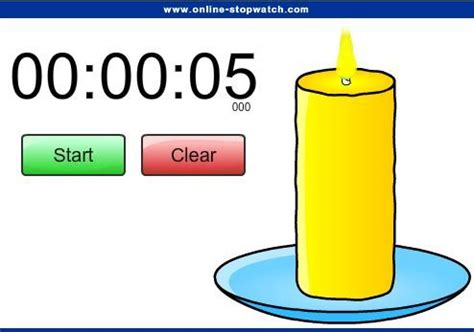class room timer and funky classroom timer this is candle timer the candle will start diminishing as the
