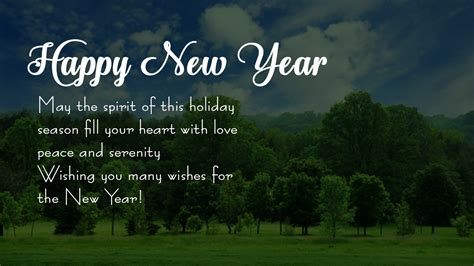 happy  year messages  wishes  english