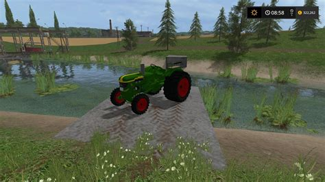 Ls For by Deutz D40 V1 0 Ls17 Farming Simulator 17 Mod Fs 2017 Mod