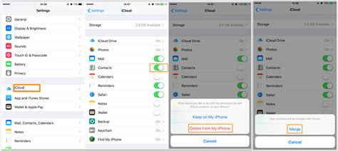 How To Find On Iphone How To Find Deleted Contacts On Iphone 6 6s 7 Primosync
