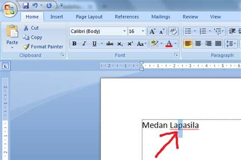 membuat pangkat html panduan sederhana microsoft office 2007 cara memberi