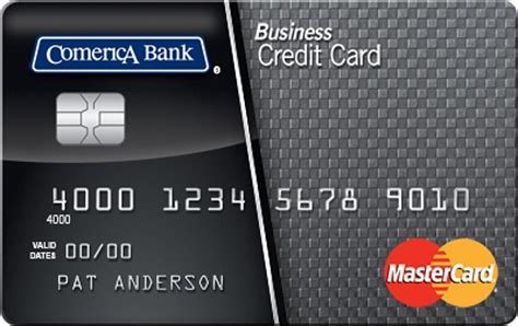 comerica business credit card business credit cards comerica