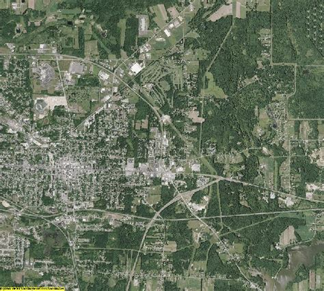 Portage County Search 2010 Portage County Ohio Aerial Photography