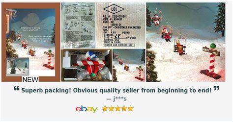 animated ski lift decoration david wilkerson on quot animated lighted outdoor ski lift santa reindeer snowman