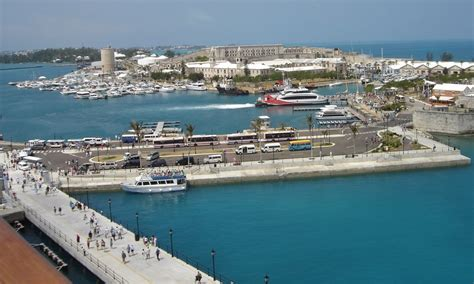 Bermuda Address Finder Wharf Bermuda Cruise Port Schedule Cruisemapper