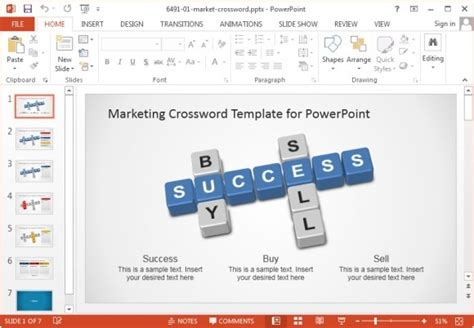 best marketing plan templates for powerpoint