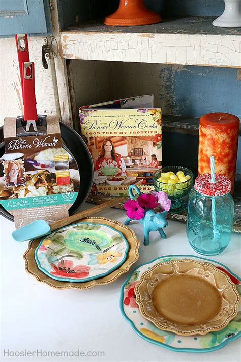 pioneer woman ree drummond juggles new cookbook cookware show pioneer woman s new product line hoosier homemade