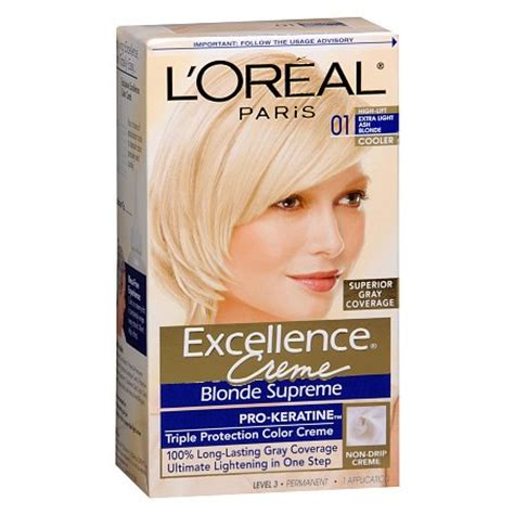loreal excellence hair color in rite aid 1 99 l or 233 al excellence hair color