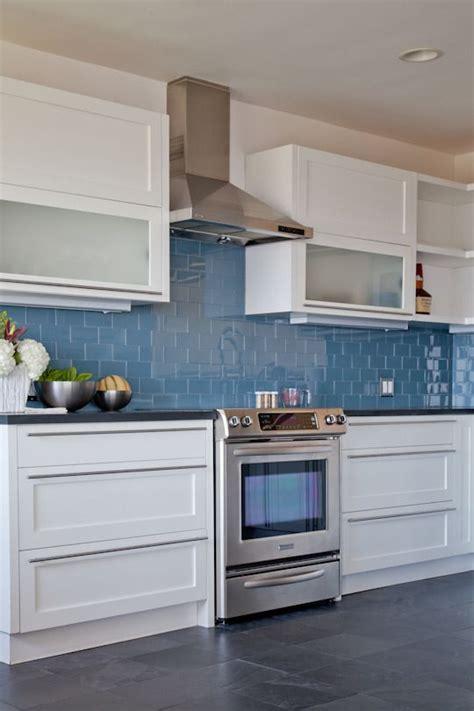 blue backsplash kitchen best 20 blue subway tile ideas on blue backsplash kitchens and blue glass tile