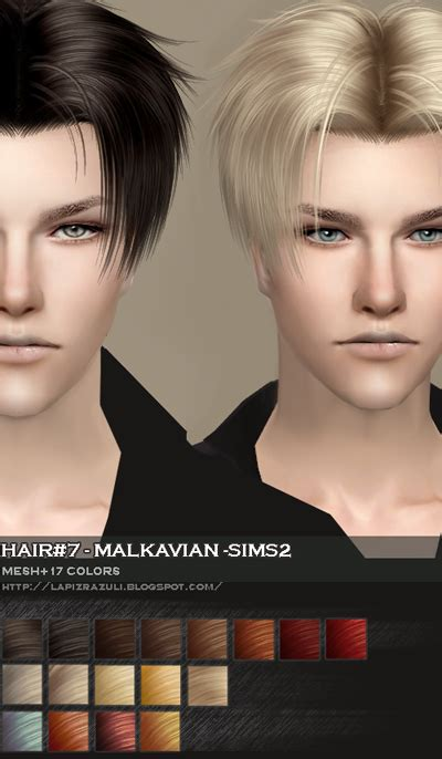 download hair male the sims 2 the sims 2 finds free hair lapiz s scrapyard malkavian