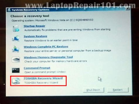 how to reinstall factory os laptop repair 101