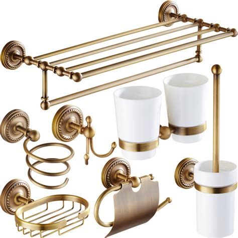 vintage bathroom hardware antique brass bathroom hardware best home design 2018