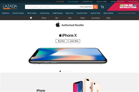 apple authorized reseller indonesia lazada malaysia named apple authorized reseller