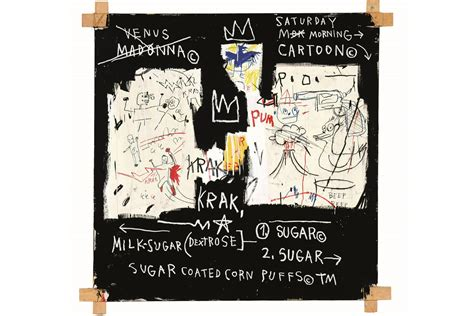 basquiat boom for real a jean michel basquiat exhibition is opening in 2017