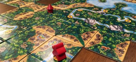 Carcassonne Amazonas Board carcassonne amazonas review board quest